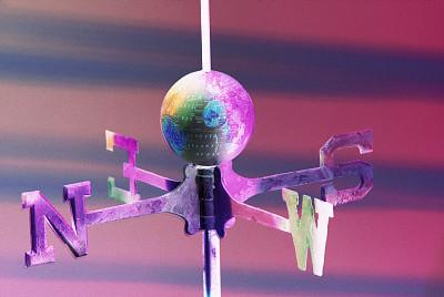 美国宇航局为下一次登月任务测试巨型火箭